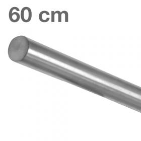 Main courante inox brossé 60 cm