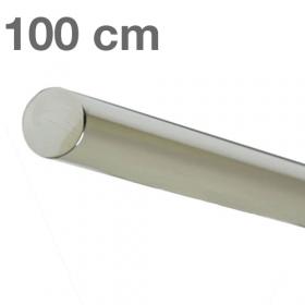 Main courante inox poli 100 cm
